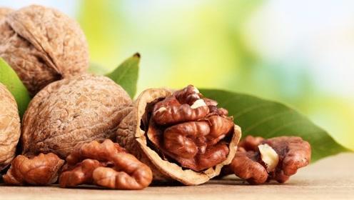 核桃营养价值高,有助睡眠、抗衰老等好处,可应该吃多少核桃?
