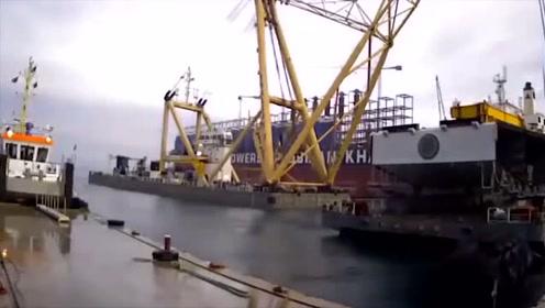 科技探秘:国外又一个超级海上工程!总投资100亿,耗时5年才能完成
