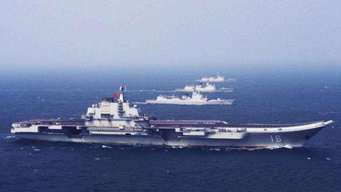 中国003航母真的来了!排水量超10万吨,美军直呼不可思议了