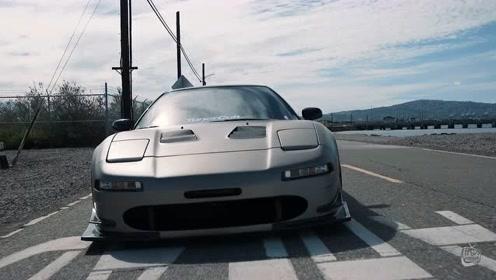 开着NSX跑在路上,满街都是冠军的声音