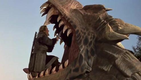 骑士化身屠龙者,没想竟遇到了职业生涯最奇葩的上古巨龙!