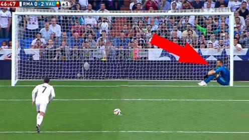 一场足球赛,最有看点的不是足球,而是那些神一般的守门员!