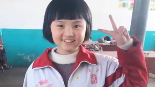 12岁小女孩又把自己唱火了,一首《红色高跟鞋》唱的比明星好听