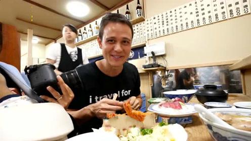 看到日本特色美食,网友:怪不得日本人那么瘦