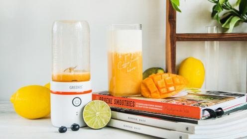 清新芒果绿茶,搭配香浓奶盖,冰爽入夏,搅拌更美味!