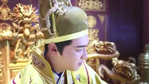 朕的女刺客:王爷让皇上和亲,皇上:你要我的颜面何存啊