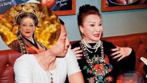70岁老演员陈莎莉被骗光养老钱,19年的存款1.4亿全被转走