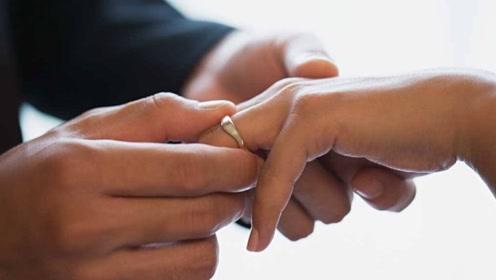 为什么要将结婚戒指戴在无名指?一个实验告诉你,瞬间长知识了