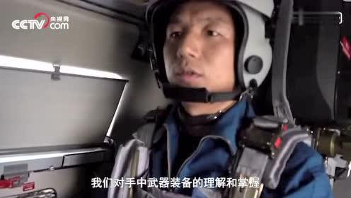 轰-6K昼夜突防演训画面曝光复杂空情下演练一招制敌