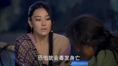 康敏暗恋乔峰,不料乔峰丝毫不领情,康敏无奈使出苦肉计加美人计