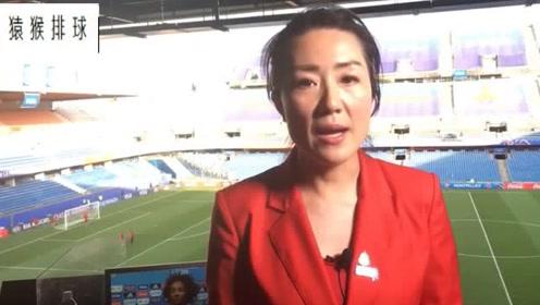 浦玮点评中国女足世界杯表现:拼搏精神值得认可,和欧洲有差距!