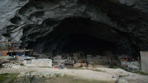 贵州深山洞穴竟有18户人家在此居住,上演现实版世外桃源