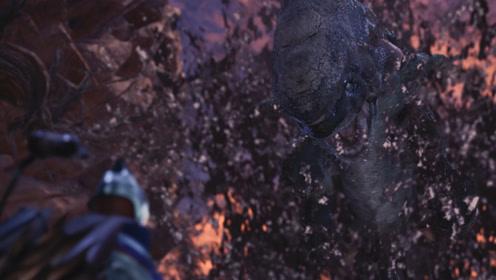 迪迦冒险记13:我遭遇强大的泥鱼龙,受到其沉重一击