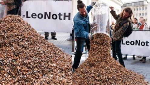 """男子靠捡烟头""""发家致富"""",一年净赚50多万,他是怎么做到的?"""