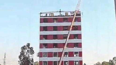 印度单方面宣称2天建好10层坚挺600年高楼远超中国,遭打脸