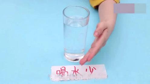 为什么有人一喝水就去厕所,有人喝很多却没感觉?原因竟是这样
