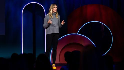 TED:她把生死的感悟变成一个个心酸而幽默的故事