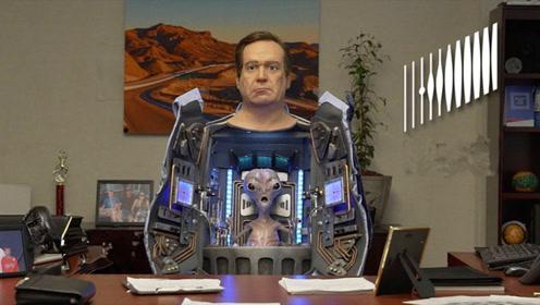 现实版黑衣人?雷克萨斯4S店恶搞客户,外星人出场收费不?