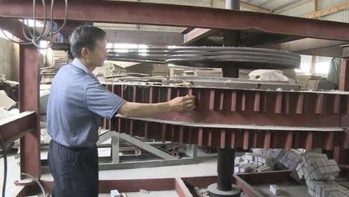 他放弃金矿投资着迷陀螺发电机:十年后研制出几吨重新型机型