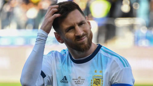认错?曝梅西向南美足协道歉:当时说话是头脑一时发热