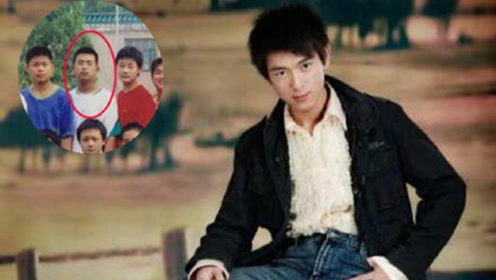 明星中学时期旧照:李现一看就是个讲究的男同学,胡一天是小胖子