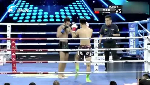 男子70公斤级对决:毕鑫鑫VS内森
