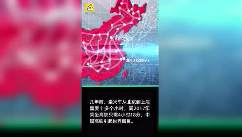 俄媒纪录片中国速度感叹高铁技术发达:中国人总是能着眼未来