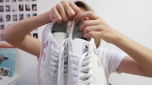 shopbop、veja 5双小白鞋测评