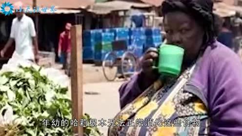 非洲部落第一美人,做了母亲仍然被人追求,而她却表示不想活了!