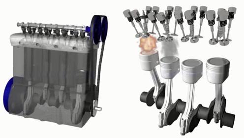 把汽油加入柴油车会怎样 详解柴油发动机和汽油发动机的区别