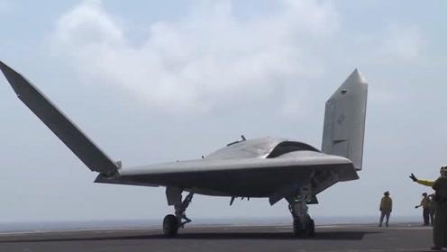 被吹上天的X47B无人机,为何依旧被美军淘汰?