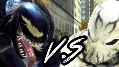 蜘蛛侠VS毒液,命运的宿敌,无可避免的战斗