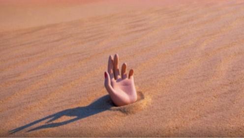 全球最危险的海岛沙漠,已有5000多人丧生,每日地形变幻莫测