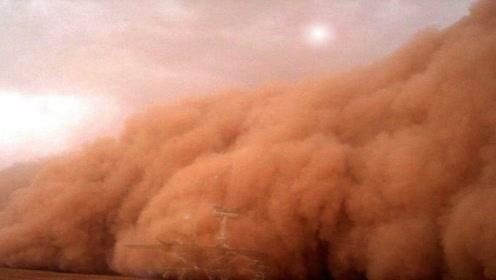 火星上几乎没有大气,为何能够产生三倍台风威力的大尘暴?
