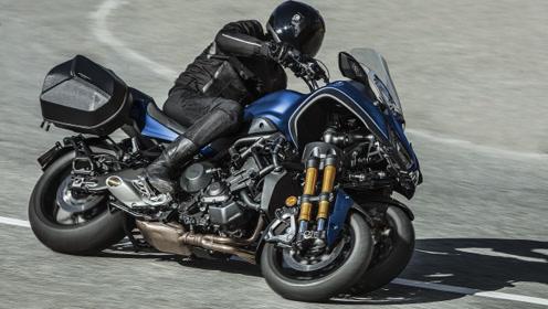 日本发明神奇摩托车,号称永不翻车,骑翻车可获得600万赔偿!