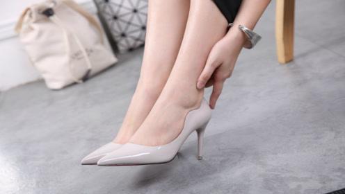 时尚高跟鞋 穿出优雅气质