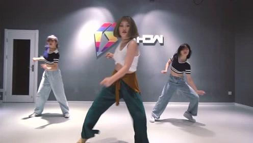 南京Ishow爵士 舞蹈《frozen》