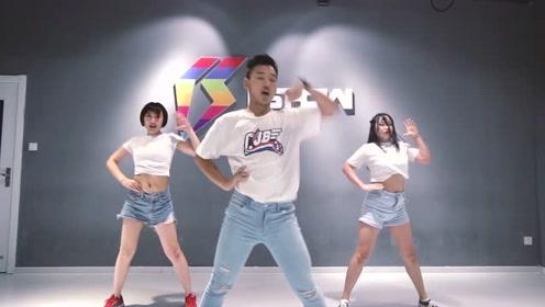 南京Ishow爵士 舞蹈《chica》