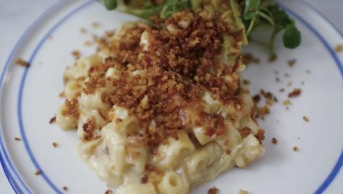 美味的奶酪通心粉,爽口美味有营养
