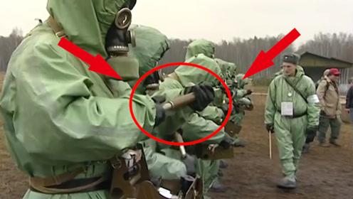 胆儿太大了!用核原料制成机枪子弹,连士兵自己都不敢用