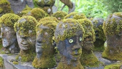 """世界最""""诡异""""雕塑,普通人看30秒就会睡着!你能坚持多久"""