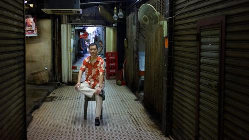 香港黑帮大佬最后的日子