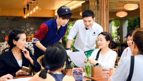 赵薇发微博,评论被网友刷爆,求薇姐回去救救中餐厅