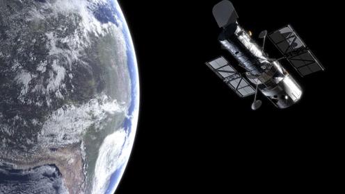 哈勃望远镜每小时运动数万公里,是如何长时间观测同一目标的?