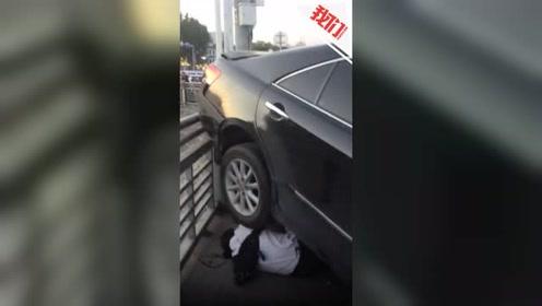 河南南阳一轿车撞伤3人司机已到案 警方:排除酒驾