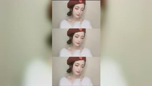 今天教仙女们一个韩剧女主妆容