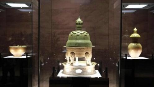"""杭州一座千年""""王母""""墓,出土3件国宝,考古专家:禁止出境展览"""