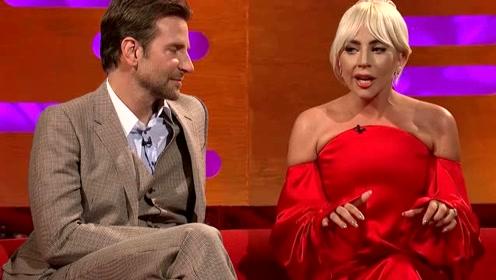 网传Lady Gaga约布莱德利库柏 是渣画质闹乌龙