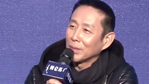 陈道明说句章子怡是中年演员,她七字回怼引争议,网友:不合适