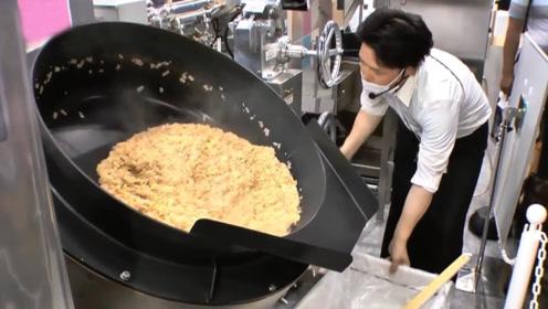"""日本发明了全自动""""蛋炒饭机器"""",这操作厉害了!"""